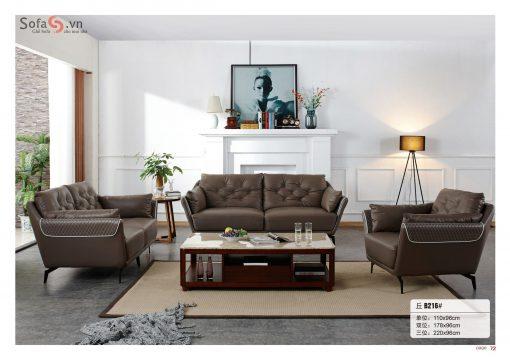 sofa nhập khẩu cổ điển
