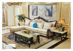 sofa tân cổ 9076