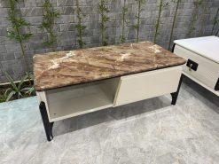 bàn sofa mặt đá A12-12