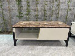 bàn trà, bàn sofa mặt đá A12-12