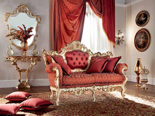 sofa phục hưng